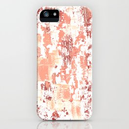Pastel Cracks iPhone Case