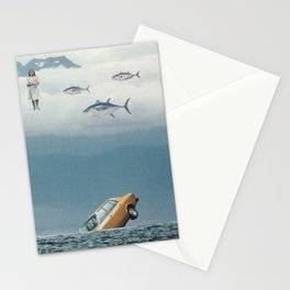 Lost Control Stationery Cards