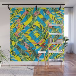 Tropics Wall Mural