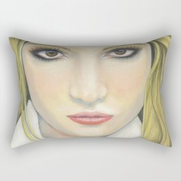 Brit Bitch Rectangular Pillow