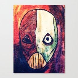 weerd Canvas Print