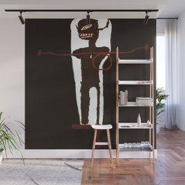 Basquiat Gri Gri Wall Mural
