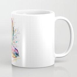 Sketchy Fantail Coffee Mug