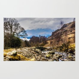 Ashness Bridge Lake District Rug