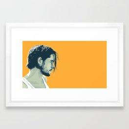 Dylan forever Framed Art Print