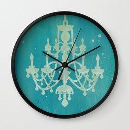 Tristesse Wall Clock