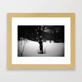 Au Naturale Framed Art Print