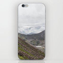 Ben Nevis Mountain Ridge iPhone Skin