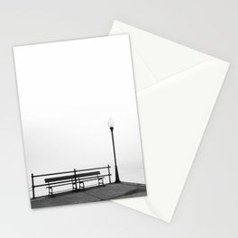 Pier in Early Spring, No. 2 Stationery Cards