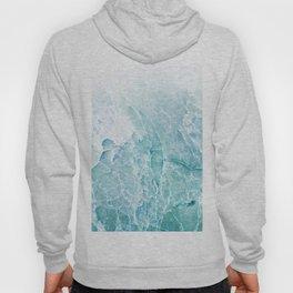 Sea Dream Marble - Aqua and blues Hoody