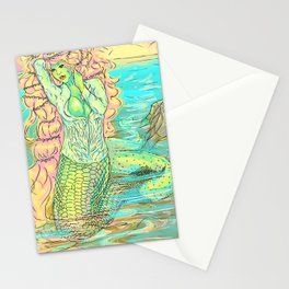 The Naga Stationery Cards