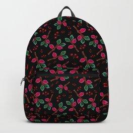 Christmas Berries Backpack