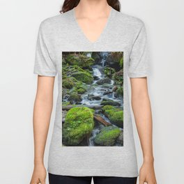 Downstream Unisex V-Neck