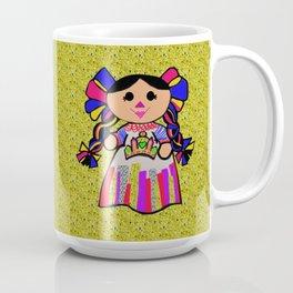 Muñequita Girasol Coffee Mug
