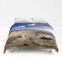 Crystal Cove Beach 360 Comforters