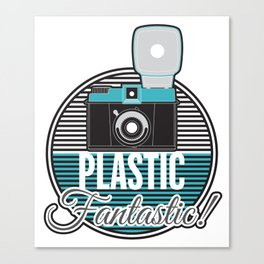 Plastic Fantastic Canvas Print