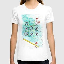 Tic Tac Toc Win Win! T-shirt