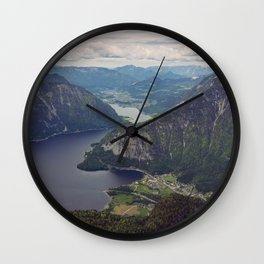 Dachstein Valley Wall Clock