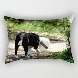 Life can be Cruel! Rectangular Pillow