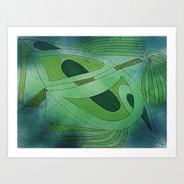 RAMSES 22 Art Print