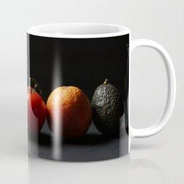 Pear Apple Tomato Orange Avocado Coffee Mug