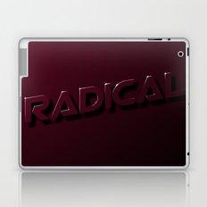 Radically Subtle Laptop & iPad Skin