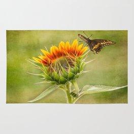 Yang Sunflower Rug