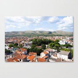Trogir, Croatia Canvas Print