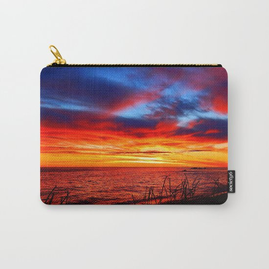 Red Sea at Dawn Carry-All Pouch