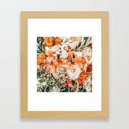 Celeste #vintage #painting Framed Art Print