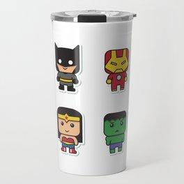 Born To Be A Superhero Travel Mug