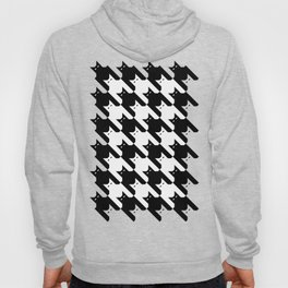 Catstooth Pattern Hoody