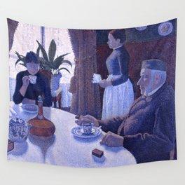The Dining Room (aka Breakfast) Wall Tapestry