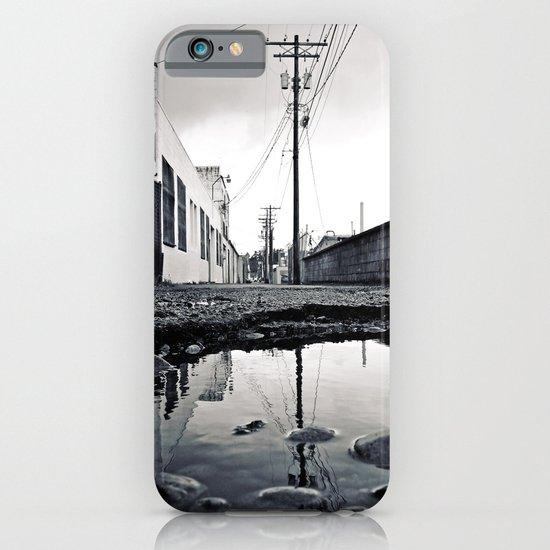 Urban Tacoma alley iPhone & iPod Case