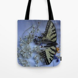 The End of May Tote Bag