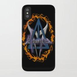 Mudvayne Logos iPhone Case
