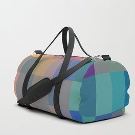 Imperfect Rectangles Duffle Bag