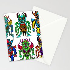 Monstagons Stationery Cards