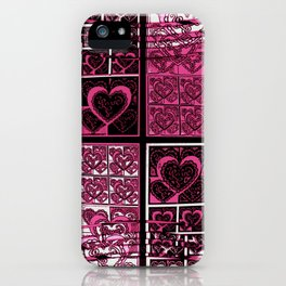 many layers of love #2 iPhone Case