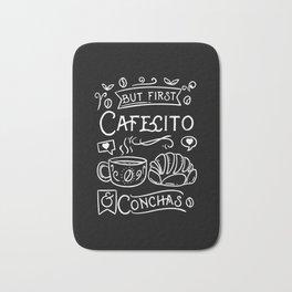 But First Cafecito & Conchas Bath Mat