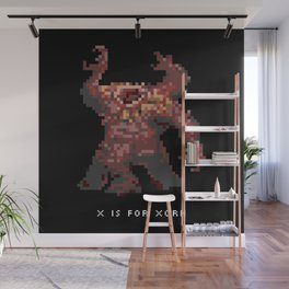 X is for Xorn Wall Mural