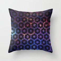 Cosmic Galactic Empire Throw Pillow