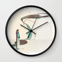 Lady of Mercy Wall Clock