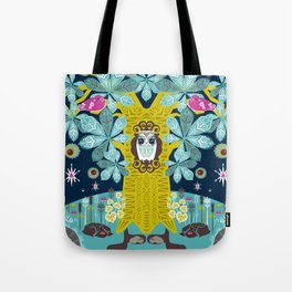 The Horse Chestnut {Night} Tote Bag