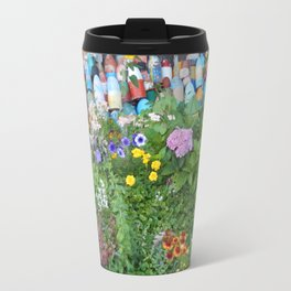 Garden Of Buoys Travel Mug