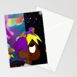 Lil Uzi Vert Art  Stationery Cards