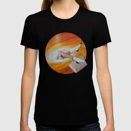 > h o l e T-shirt