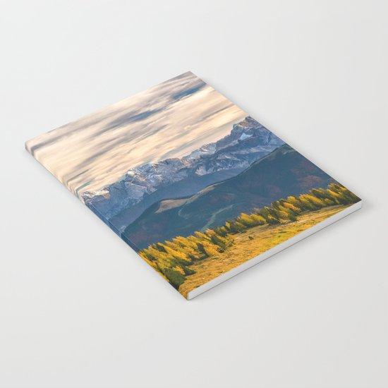 Boundary Lines #prints #society6 Notebook