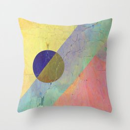 Hipster Solar Flare Throw Pillow