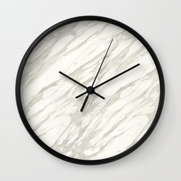 Calacatta gold Wall Clock